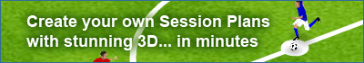 Create your own Session Planns with stunning 3D in minutes