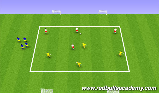Football Soccer Passing Driven Pass Technical Passing