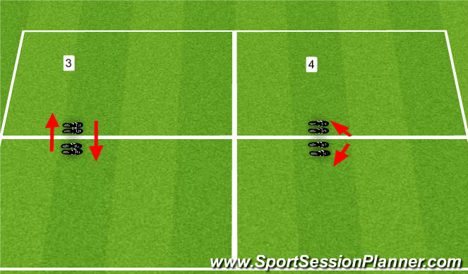 how to move feet quicker in football