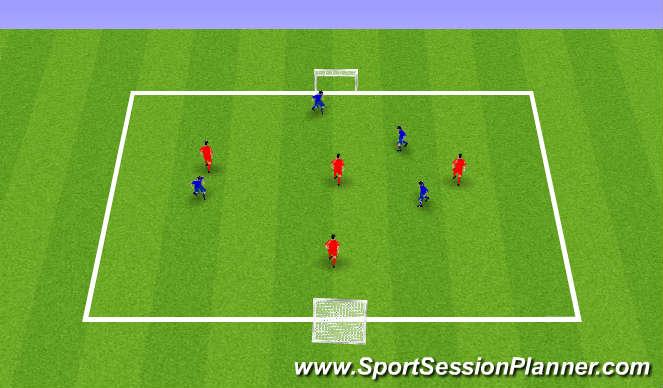Football Soccer 3rd 4th Grade Week 2 Ball Mastery