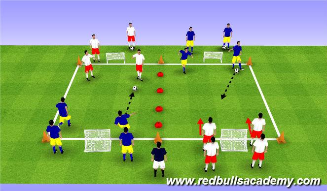 Soccer Push Pass