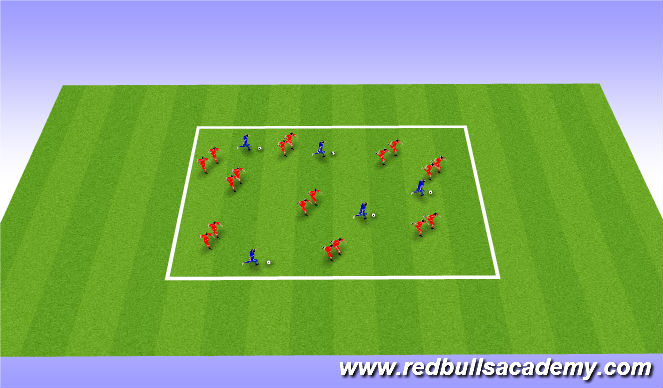 Football/Soccer Session Plan Drill (Colour): jimmy nuetron