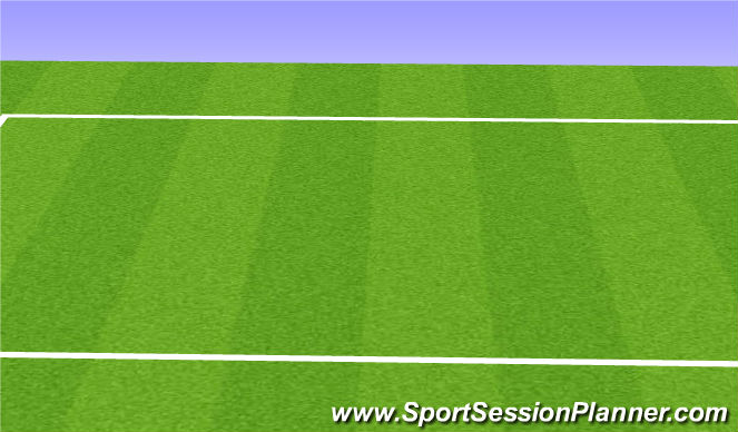 Football/Soccer Session Plan Drill (Colour): PullBackPush