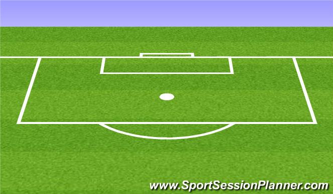 Football/Soccer Session Plan Drill (Colour): Coaches Choice