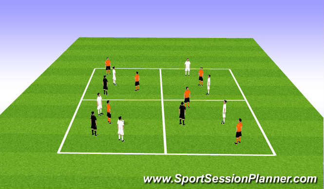Football/Soccer Session Plan Drill (Colour): Page 123
