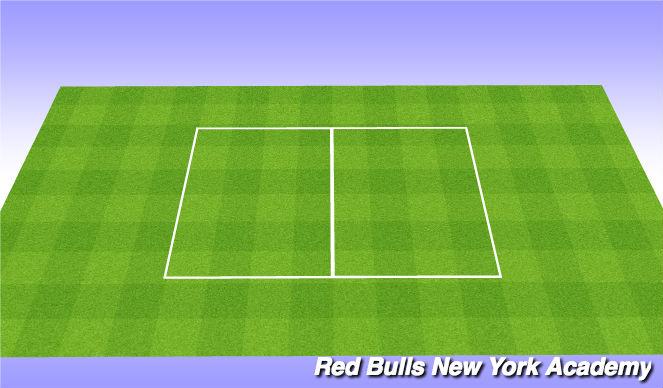 Football/Soccer Session Plan Drill (Colour): SAC