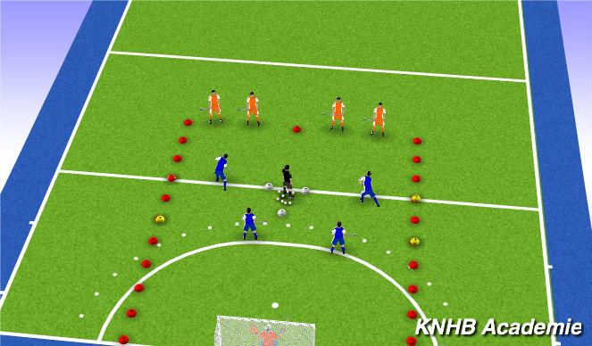 Hockey Session Plan Drill (Colour): Kern 2 (3)