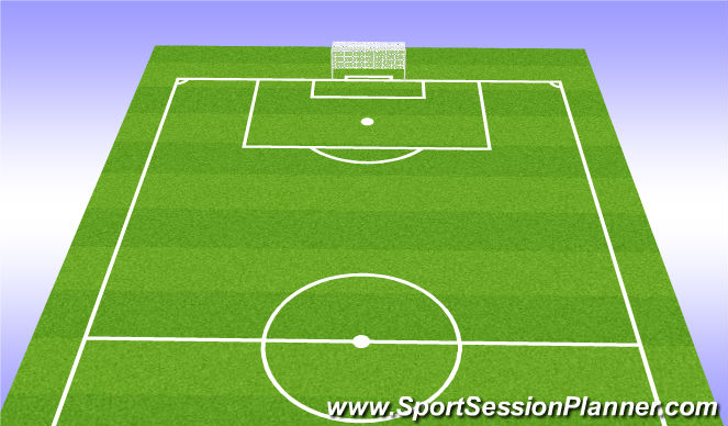 Football/Soccer Session Plan Drill (Colour): Espejo