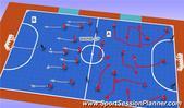 Futsal: Futsal Club Tryout Session, Technical: Ball Control Beginner