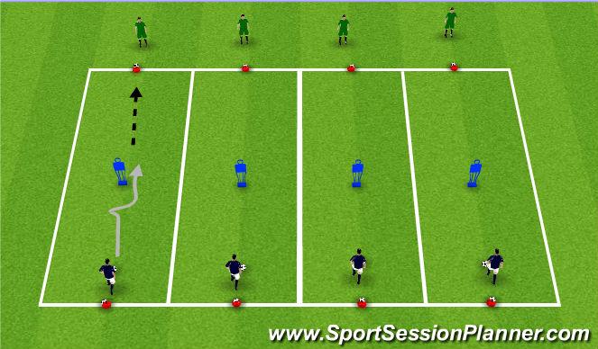 Football  Soccer  Week 1 U11