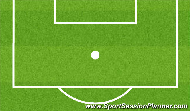 Football/Soccer Session Plan Drill (Colour): Buddy System