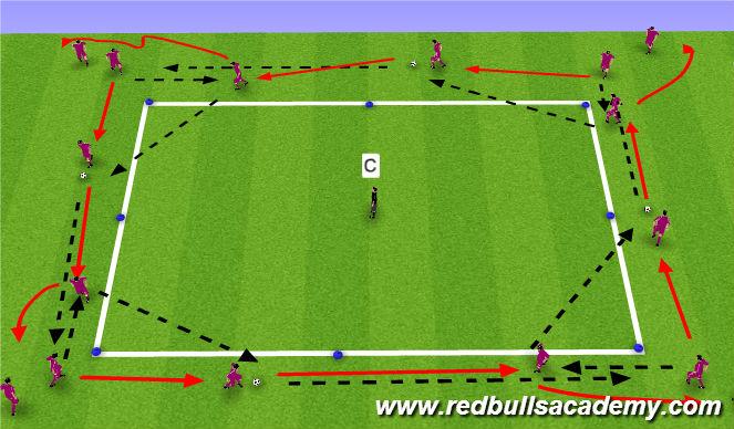 Football/Soccer: 7 Monroe Soccer U10G WARRIORS - Technical