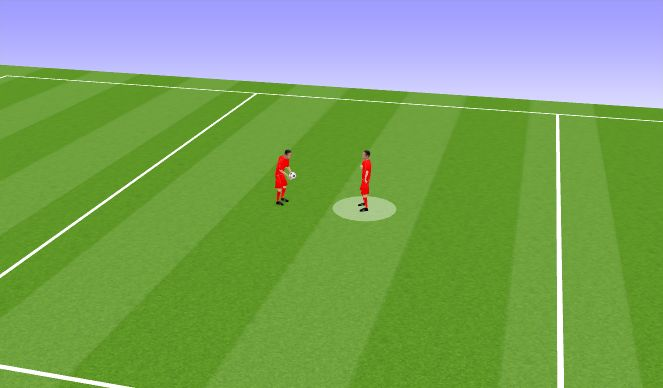 Football/Soccer Session Plan Drill (Colour): Harjutus I Õhtust puude
