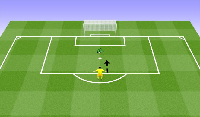 Football/Soccer Session Plan Drill (Colour): Scoop
