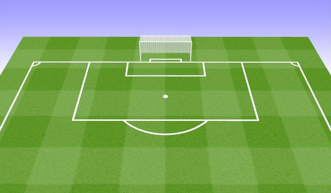 Football/Soccer Session Plan Drill (Colour): Conditions