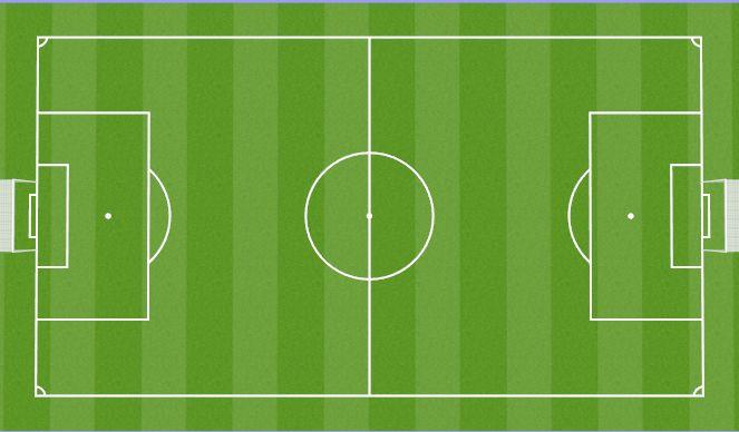 Football/Soccer Session Plan Drill (Colour): Individuaalne aeg + hüpped