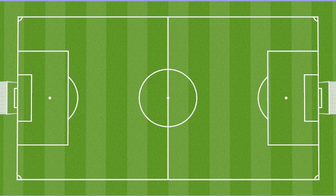 Football/Soccer Session Plan Drill (Colour): Jõud