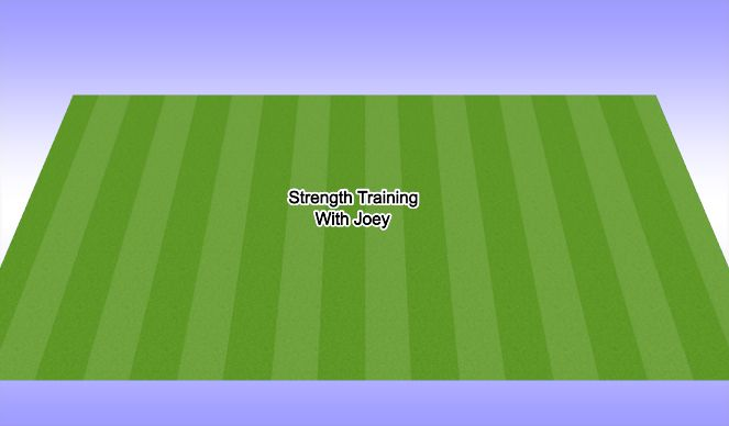 Football/Soccer Session Plan Drill (Colour): Joey