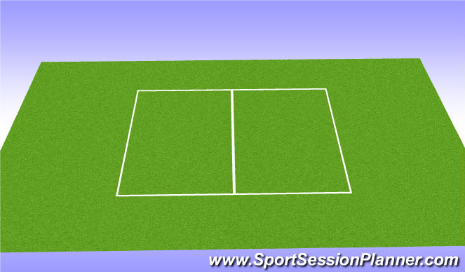 Football/Soccer Session Plan Drill (Colour): 4v4+4 to 4 Puggs