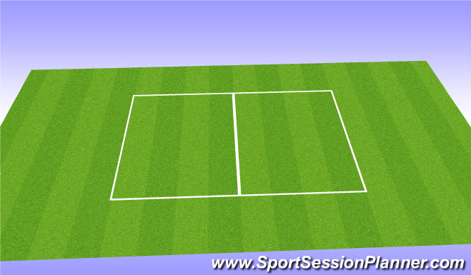 Football/Soccer Session Plan Drill (Colour): Normal Dynamic Warm Up