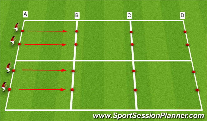Football/Soccer Session Plan Drill (Colour): ΑΣΚΗΣΕΙΣ ΕΝΔΥΝΑΜΩΣΗΣ