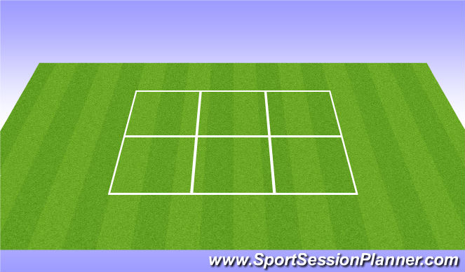 Football/Soccer Session Plan Drill (Colour): Arrival - 4v1/3v1