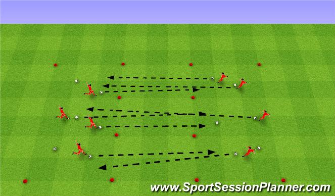 Football/Soccer Session Plan Drill (Colour): Keep your yard clean. Sprzątanie pokoju.