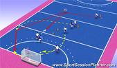 Hockey: Lead, Tactical: Offensive (Numerical Advantage) Senior