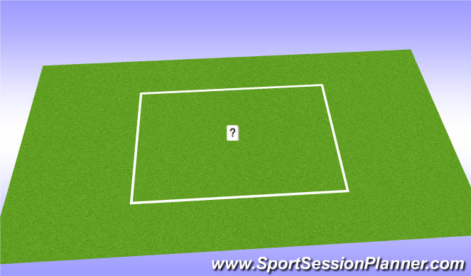 Football/Soccer Session Plan Drill (Colour): Players Choice