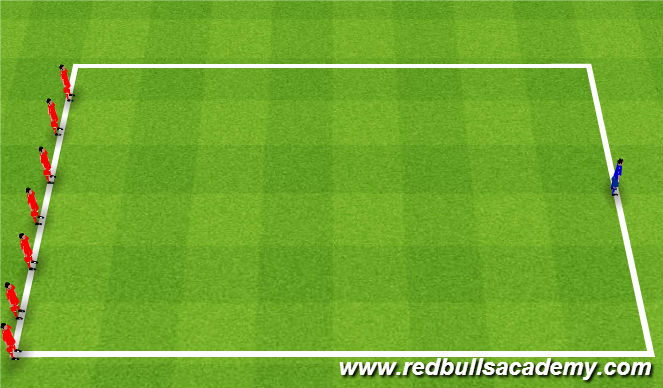 Football/Soccer Session Plan Drill (Colour): Stealth Training