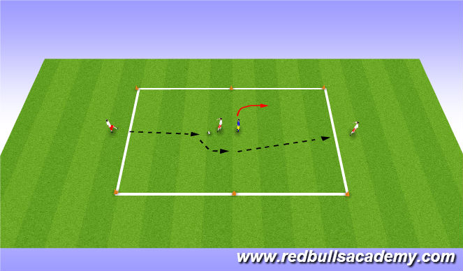 Football/Soccer Session Plan Drill (Colour): untitled
