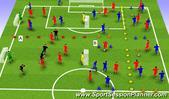Football/Soccer: Miðvikudagur 20. mars 2013, Technical: Attacking and Defending Skills Beginner