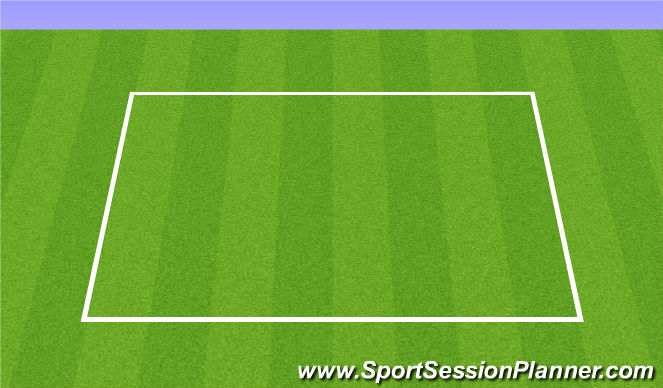 Football/Soccer Session Plan Drill (Colour): Modifying the Rules