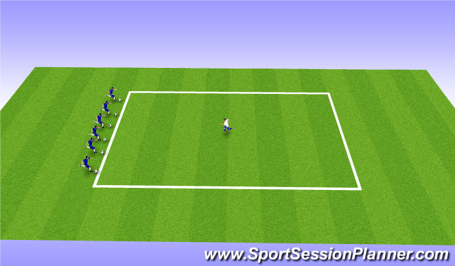 Football/Soccer Session Plan Drill (Colour): Pirates/Toy Story/Spongebob/Any Theme